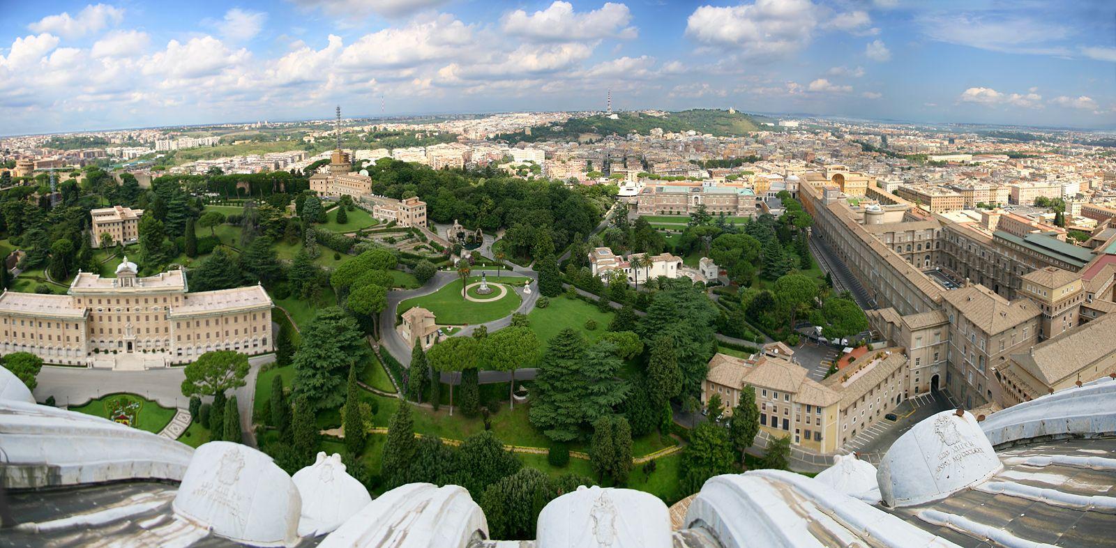 Giardini Vaticani 1600 786 Vatican City Must See In Rome Vatican