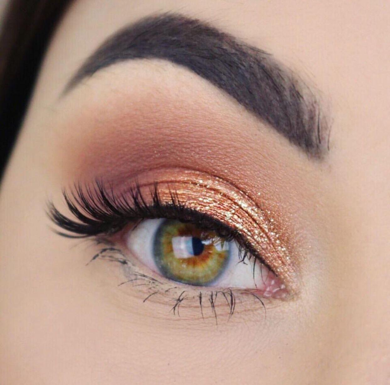 Photo of Glittery øyne 😍