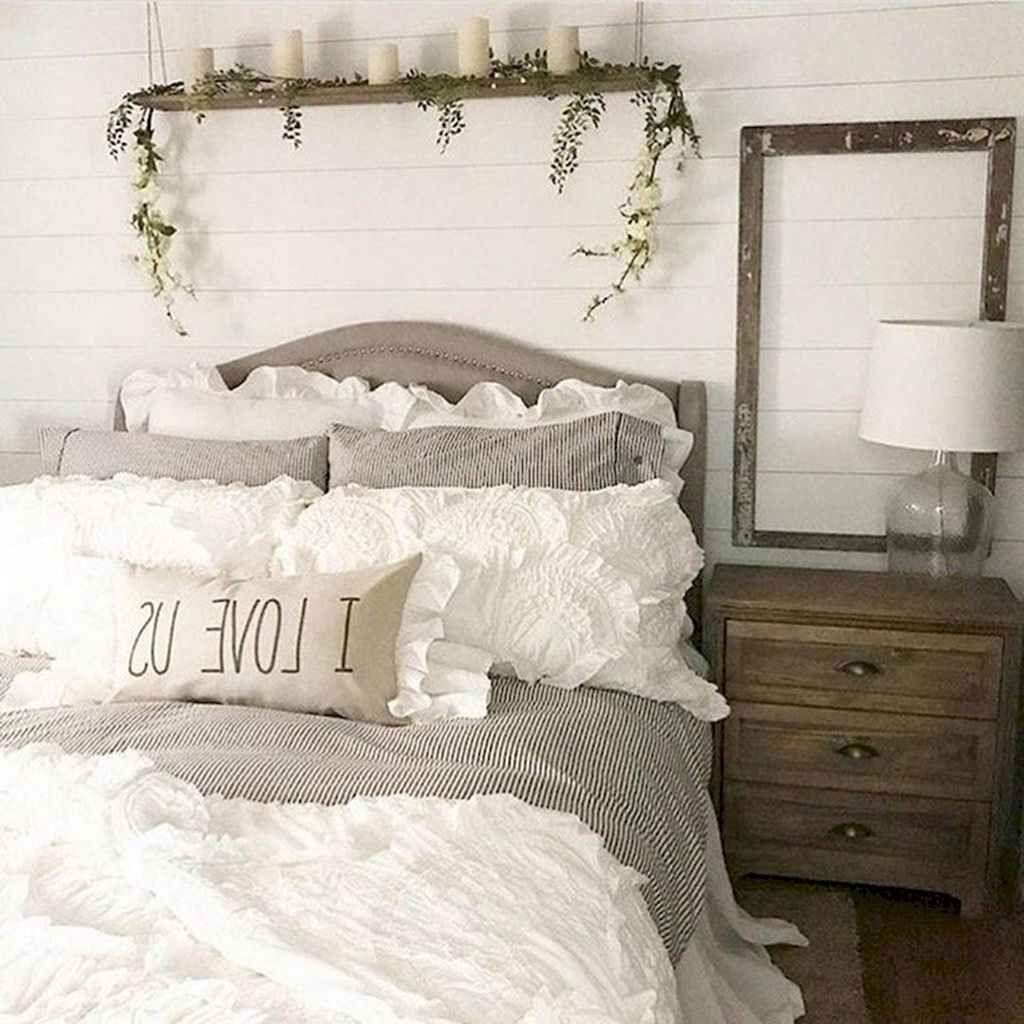 13 Beautiful Style Bedroom For 2019 55 Stunning Small Master Bedroom Idea Master Bedrooms Decor Farmhouse Style Bedroom Decor Farmhouse Style Master Bedroom