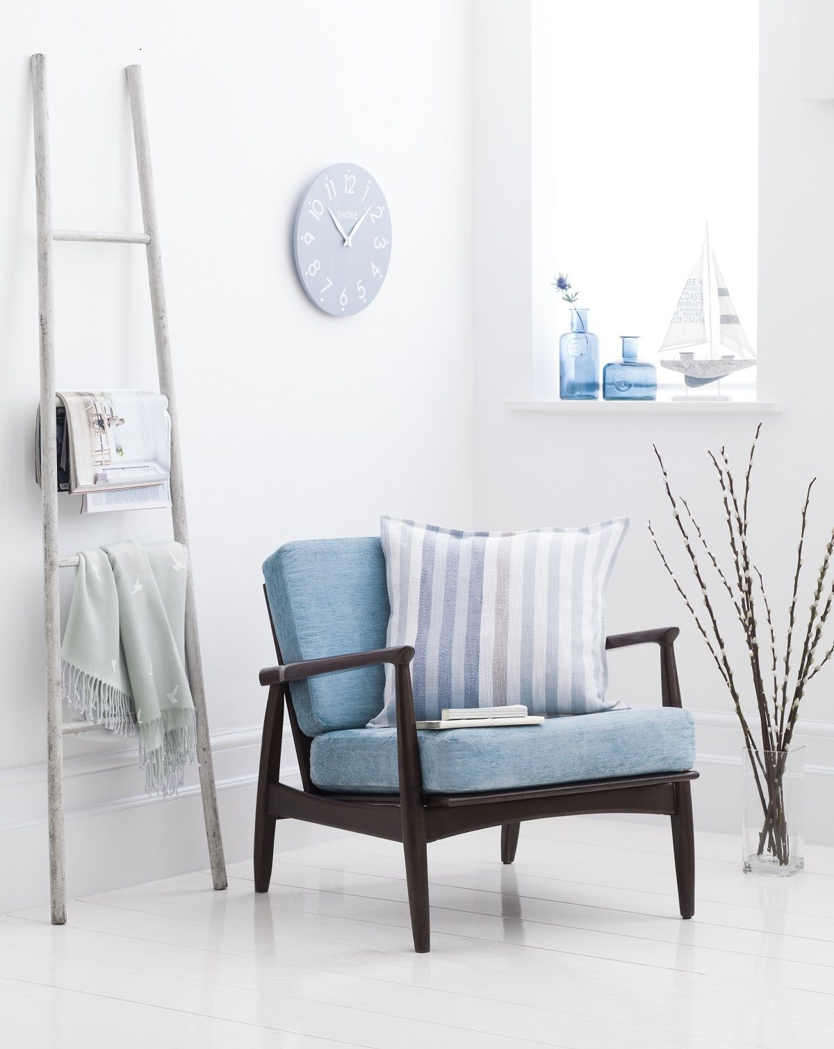 Let Sainsbury's Cool Coastal Collection Refresh Your Home