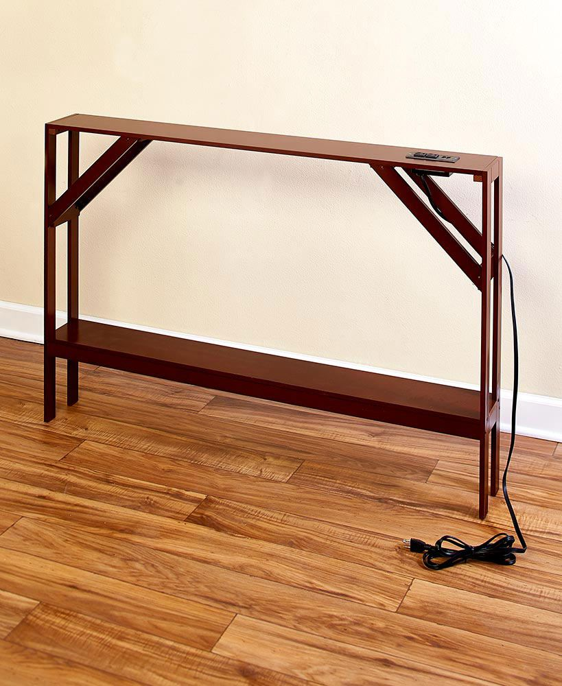 Skinny Sofa Table With Outlet Diy Sofa Table Behind Sofa Table Sofa Side Table