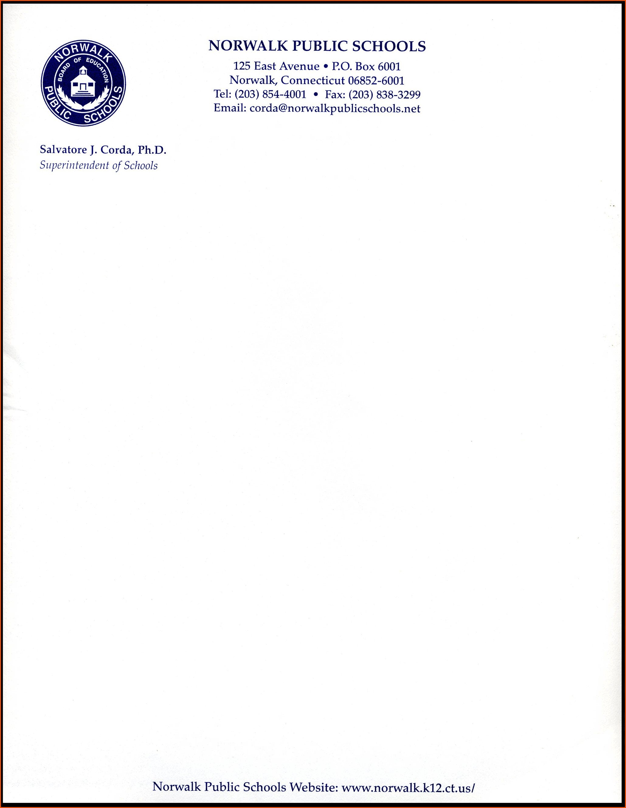 Company Letterhead Samples Denial Letter Sample Can Design Your