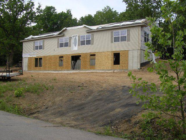 Basement Mobile Home