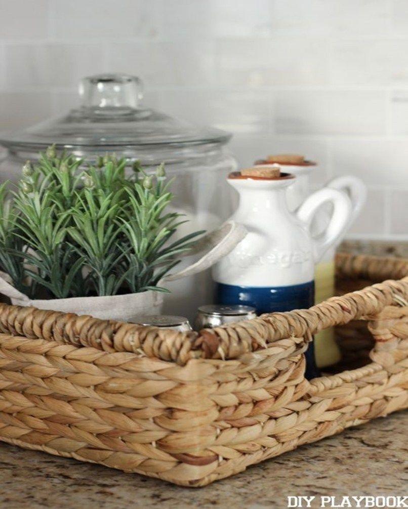 Creative Decorating Ideas Using Wicker Baskets Matchness Com