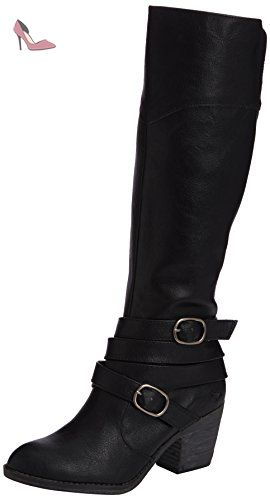 Temecula, Bottes Femme - Gris (Charcoal), 36 EURocket Dog