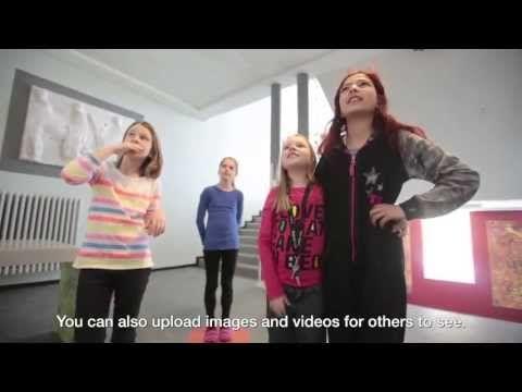 LITiRUM - social software Narrify, hvor børnene kan præsentere for hinanden og siden kommentere mv.