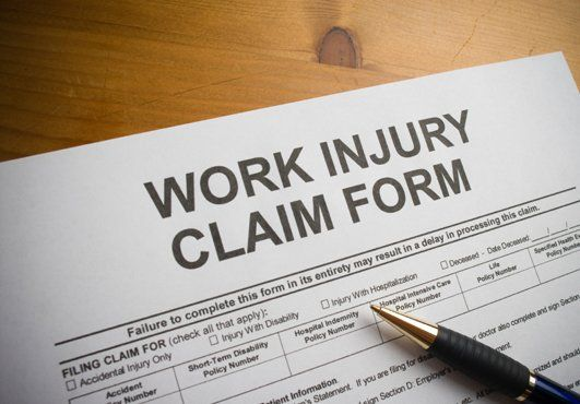 Business Law Today On Work Injury Workers Compensation