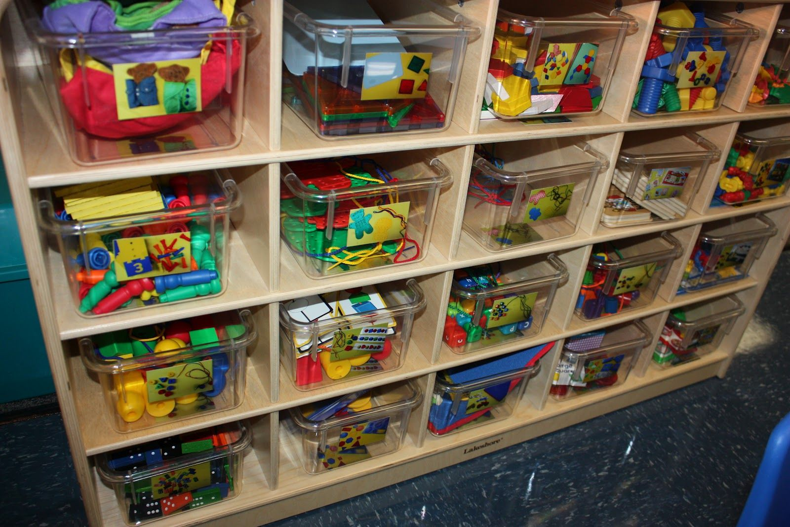 preschool classroom set up | More Than ABC's and 123's ...