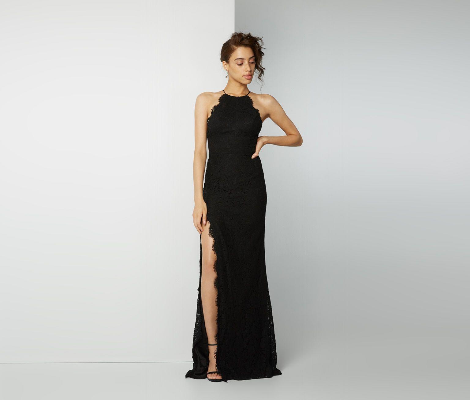 Fame & Partners Dragon Eyes Lace Dress Dress