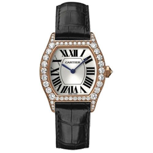 Retail Price $31,600 Case Material 18K Rose Gold, Factory Diamonds Bracelet Material Leather Clasp 18K Rose Gold, Deployment Movement Manual, Hand Winding Crystal Sapphire Dial Silver Dial, Roman Nume