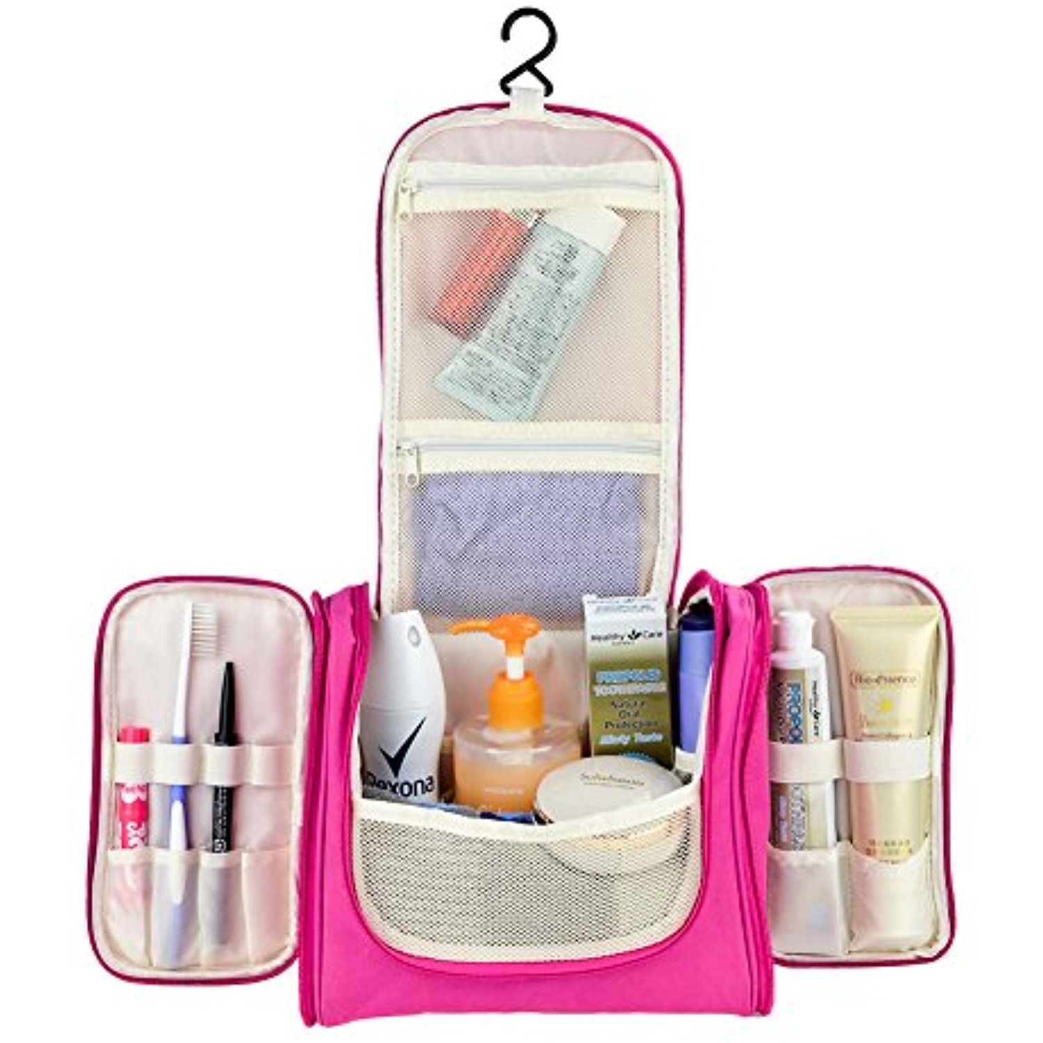 9ae2d4cc8a VOLADOR Toiletry Travel Bag