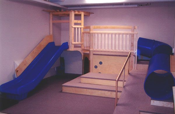 lofty ideas indoor jungle gym. indoor playground with slide  I wish had a house basement id have