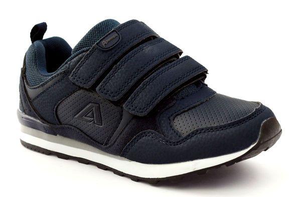American Club Sportowe Na Rzepy American 4047 Granatowe Shoes Sneakers Nike Air Jordan Sneaker