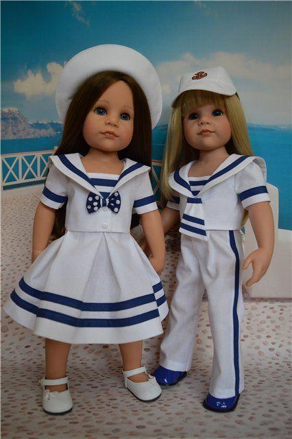 Костюмы для кукол своими руками фото 998