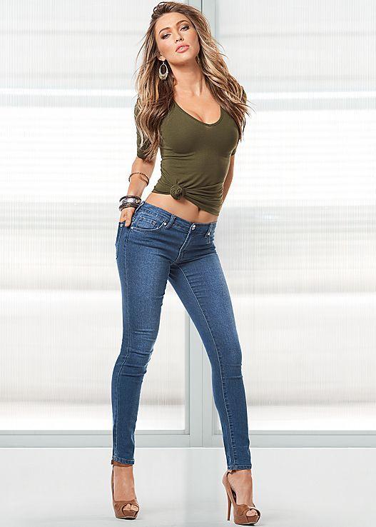 Long skinny jeans uk