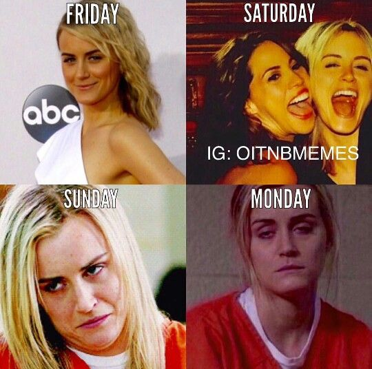Sunday Piper Is The Best Oitnb Orange Is The New Black Oitnb