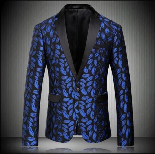 Men's One Button Leaves Decor Suit Bar Blazers Coat Tops Business Dress Jacket # http://www.ebay.com/itm/like/Men's%20One%20Button%20Leaves%20Decor%20Suit%20Bar%20Blazers%20Coat%20Tops%20Business%20Dress%20Jacket?utm_campaign=crowdfire&utm_content=crowdfire&utm_medium=social&utm_source=pinterest