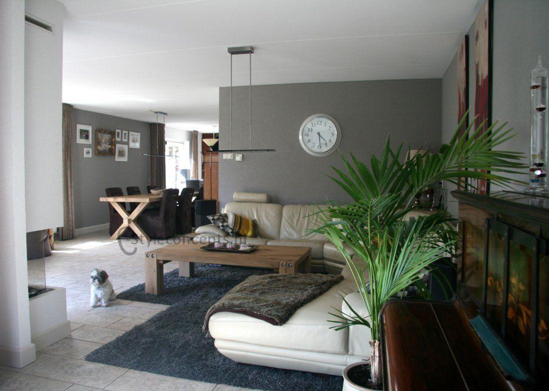 Afbeeldingsresultaat voor woonkamer landelijk modern | Intona ...