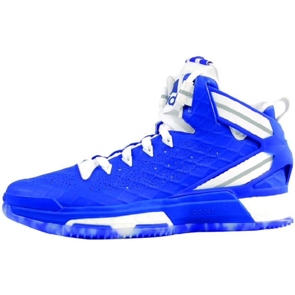 8dc0504118a6 Adidas D Rose 6 Boost Mens Basketball Shoe Royal-White  Adidas   BasketballShoes