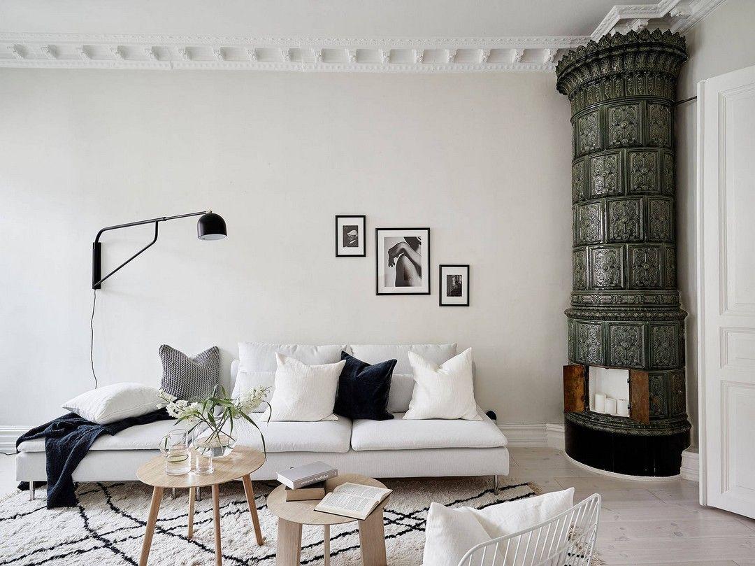 Parfaitement scandinave salon séjour scandinavian living