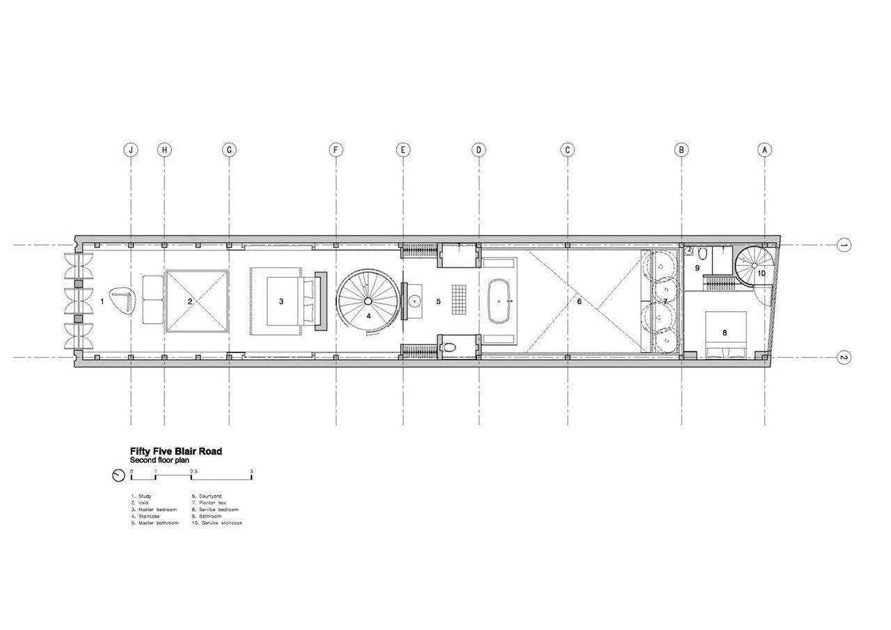 Home Design Pläne, Schmales Haus, Shophouse, Minimalistisches Haus,  Architekturdesign, Zeitgenössische Architektur, Wie Man Baut, Arquitetura,  Wohnungen