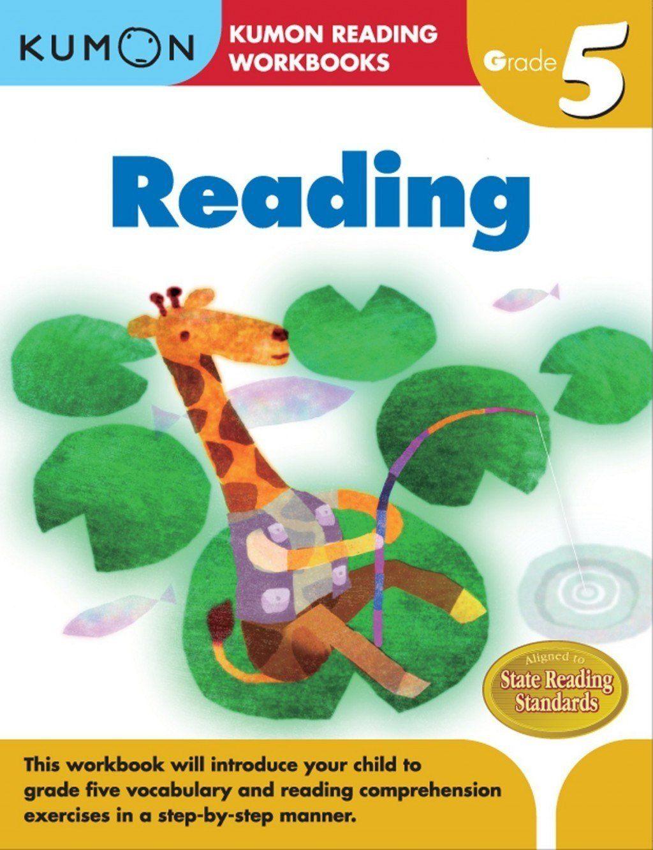 Reading Workbooks Reading Grade 5 In 2021 5th Grade Reading Kumon Reading Worksheets Reading eggs workbooks canada
