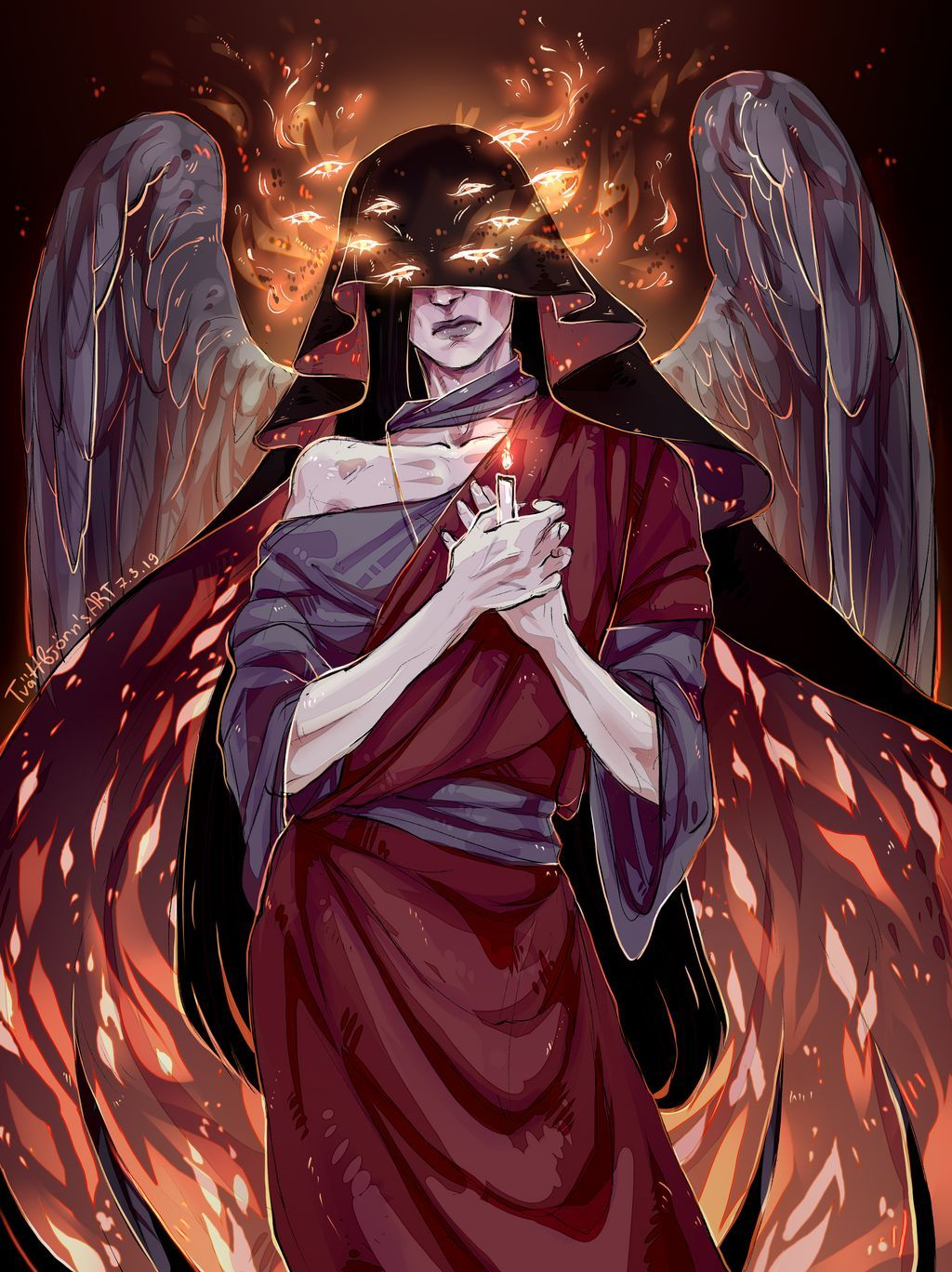 Pin by Jayden Platt on Mythology in 2020 Archangel