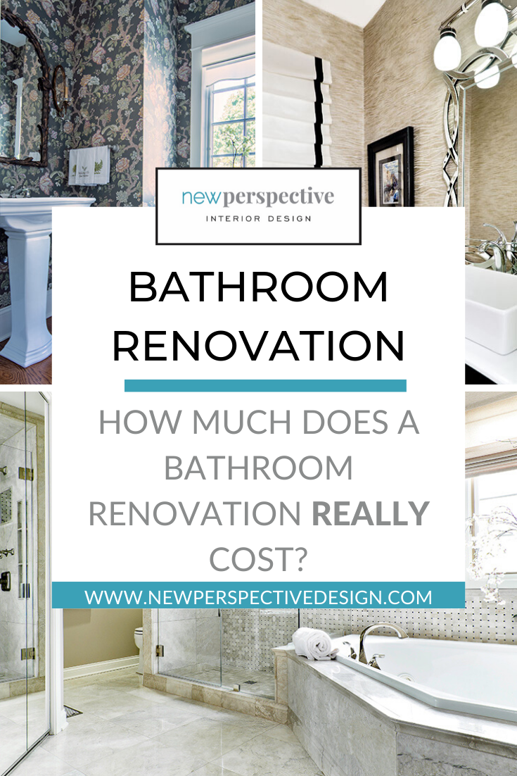 How Much Does A Bathroom Reno Cost Bathroom Renovation Cost