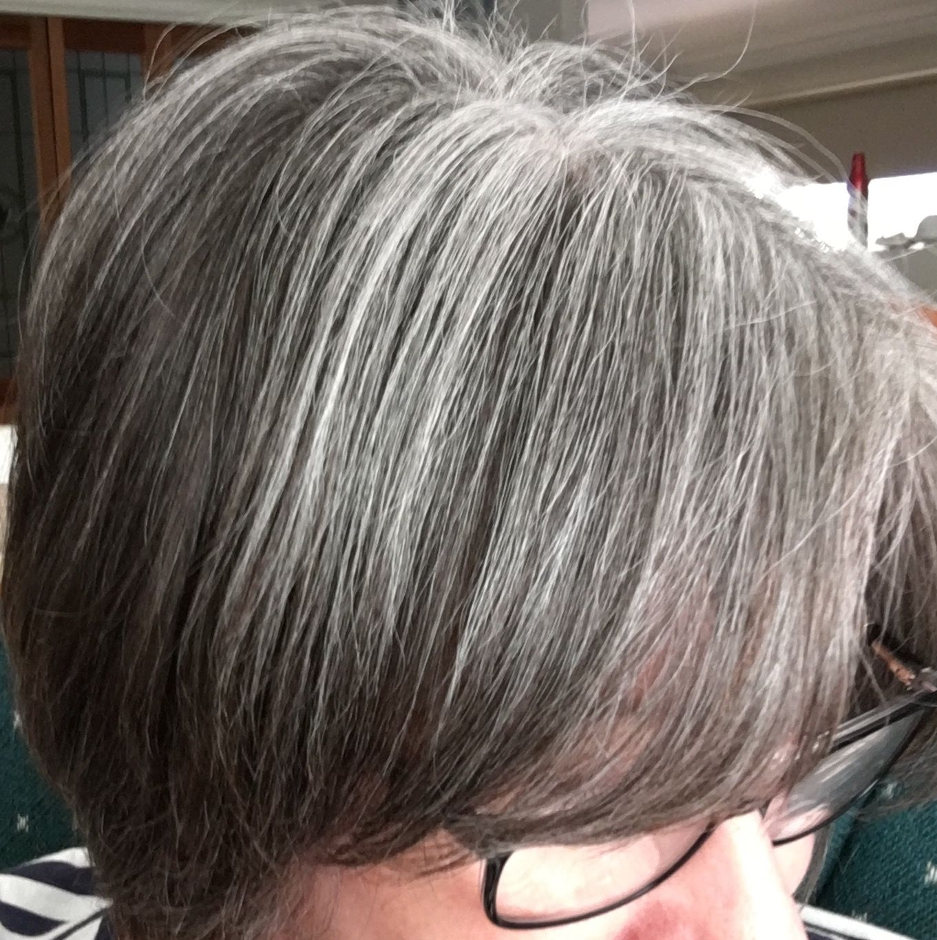 Grey hair with natural lowlights silver hair pinterest