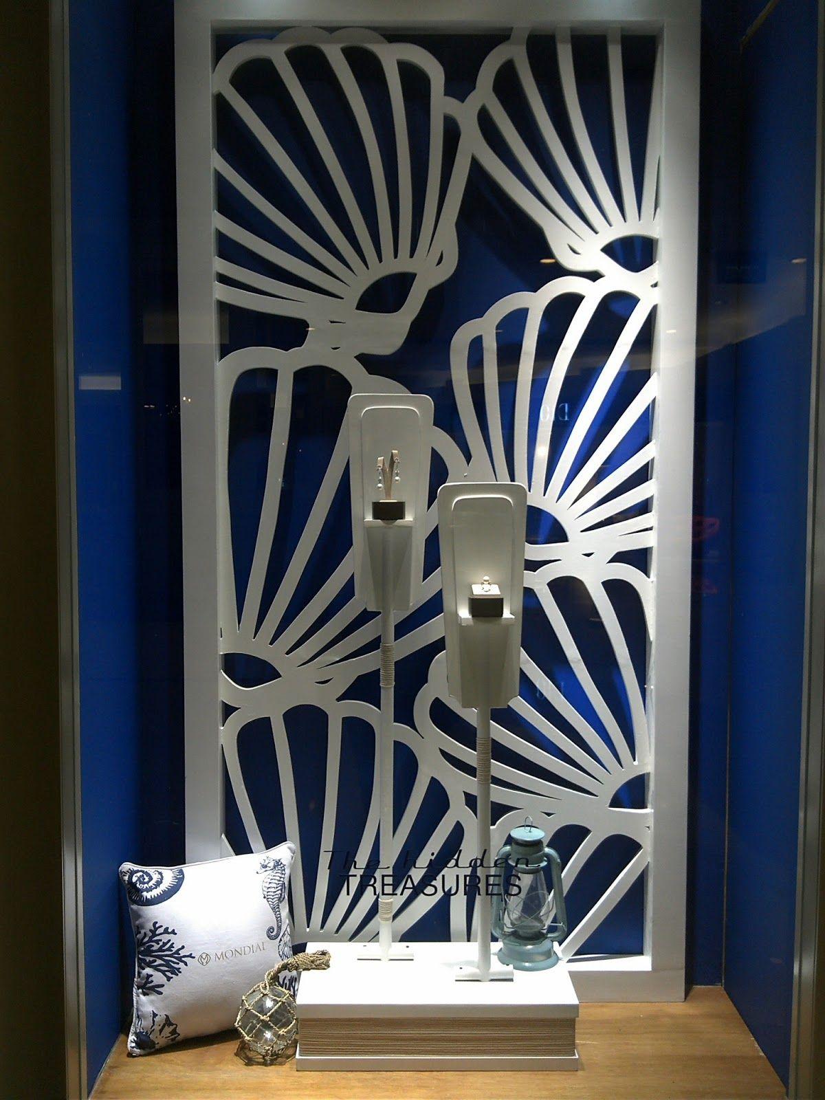 Window display ideas for jewelry  pin by caren on work work work  pinterest  display jewellery