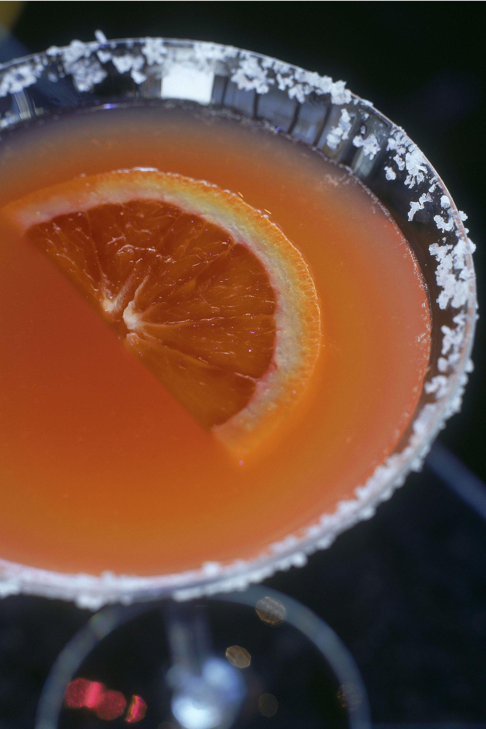 Orange-Ginger Margarita picture