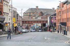 Lower Briggate Leeds Leeds Street View Lower