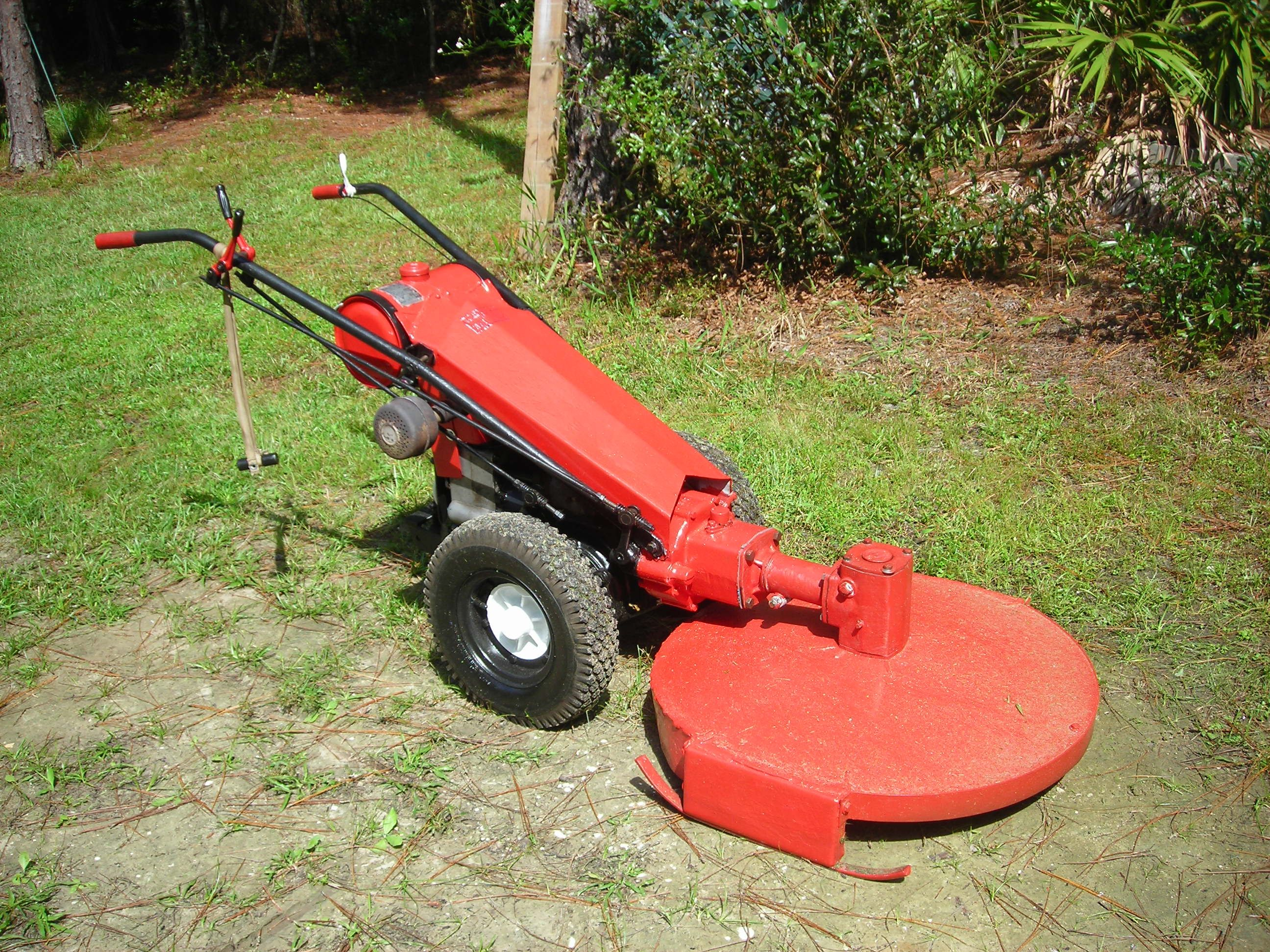1956 Gravely Lawn Tractor After Restoration Runs Great Starts One Pull Of The Belt Family Owned Since New Have Origin Lawn Tractor Tractors Walk Behind Tractor