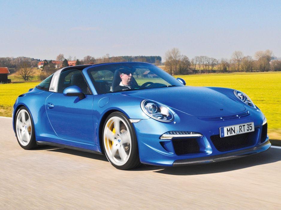 Ruf Turbo Florio Sportler Auf Porsche Basis Im Fahrbericht