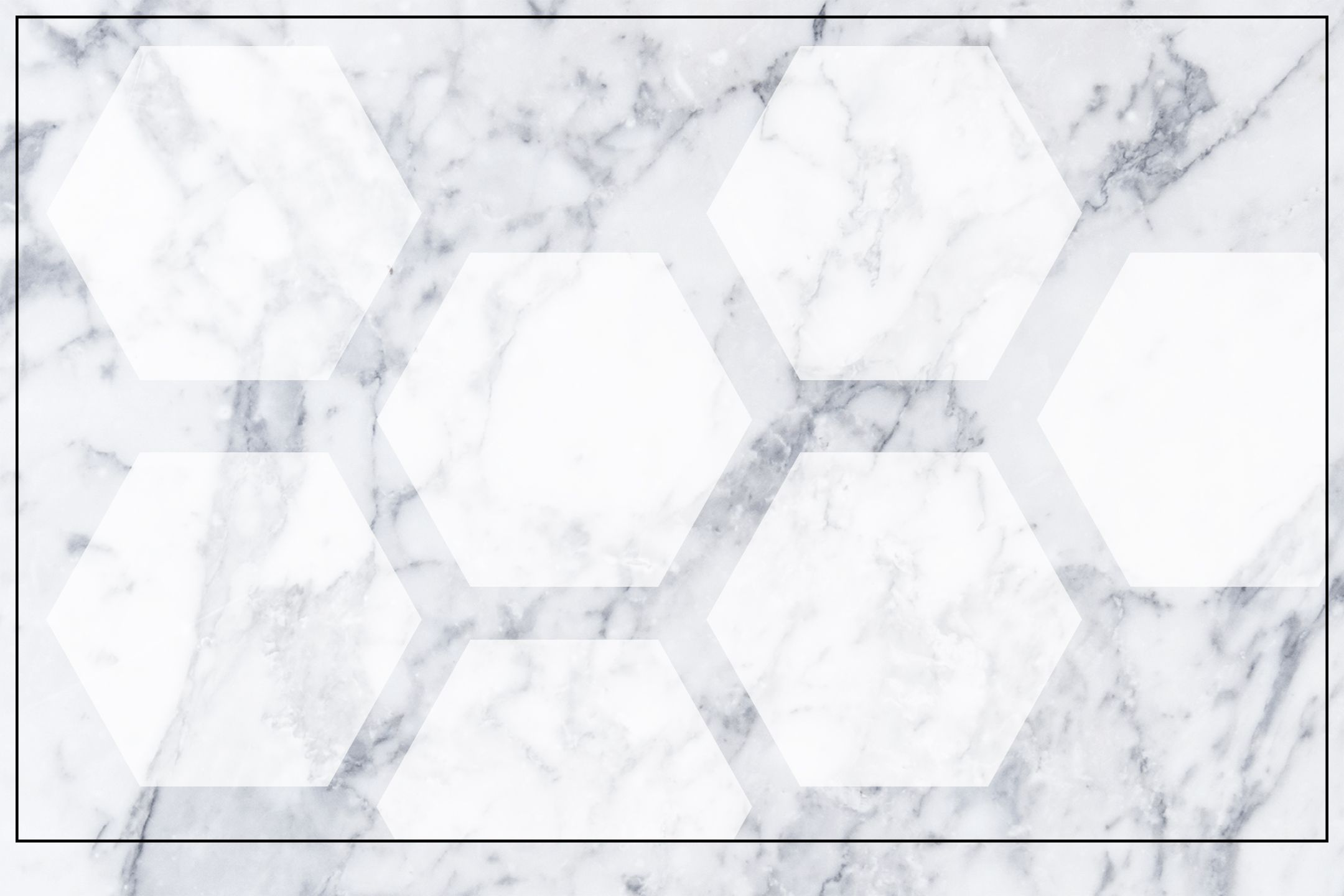 Marble Wallpaper Organizer For Those That Like To Keep Their