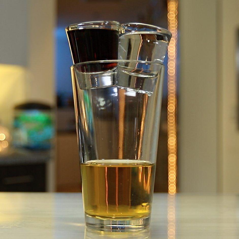 Atomic Jagerbomb Tipsy Bartender Recipe Drinks Bartender Tipsy Bartender