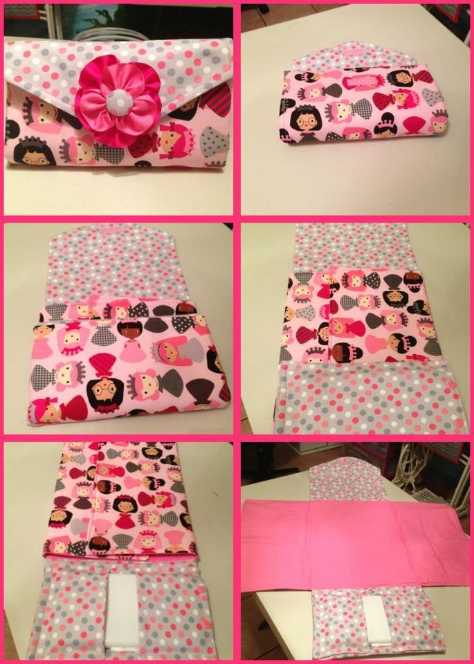 Cambiador de bb creacines de tela pinterest bebe beb y costura - Cambiador de bb ...