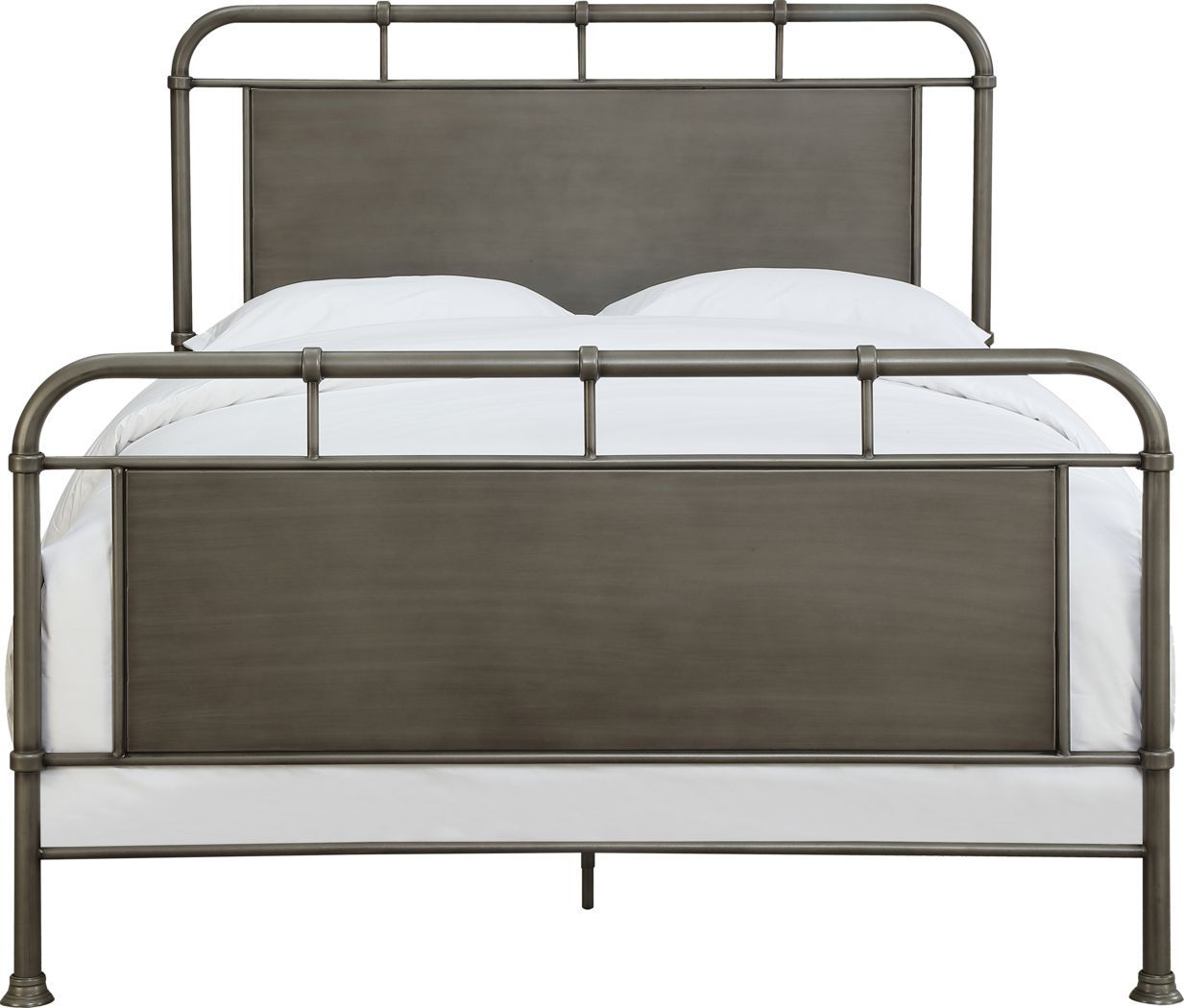 Sana Smoke Queen Panel Bed With Images Queen Panel Beds Panel