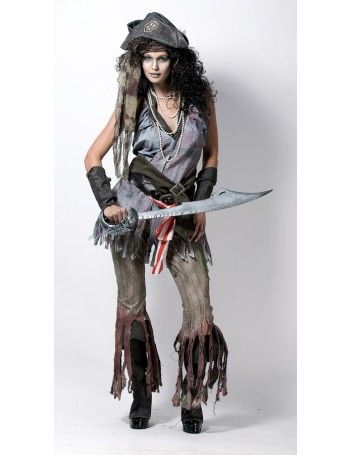 Pin by Costumesla on Pirate Outfits Pinterest Halloween - different halloween costume ideas