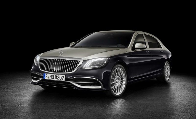 Watch Out Bentley 2019 Mercedes Maybach S Class Suggests
