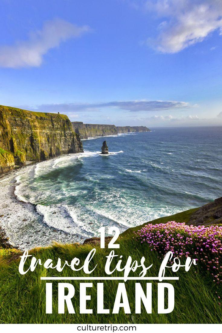 Useful Travel Tips For Ireland Ireland Public Transport And - Ireland trip