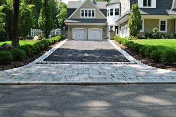 Recycled Asphalt Driveway Pros Cons Asphalt Driveway Driveway Materials Cobblestone Driveway