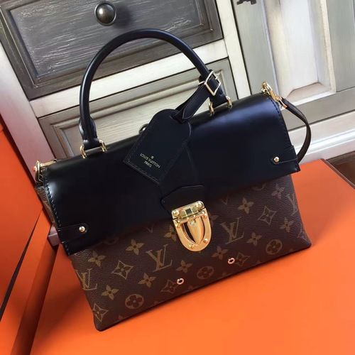 bfe0e4f59809 Louis Vuitton ONE HANDLE FLAP BAG MM M43125 in 2019