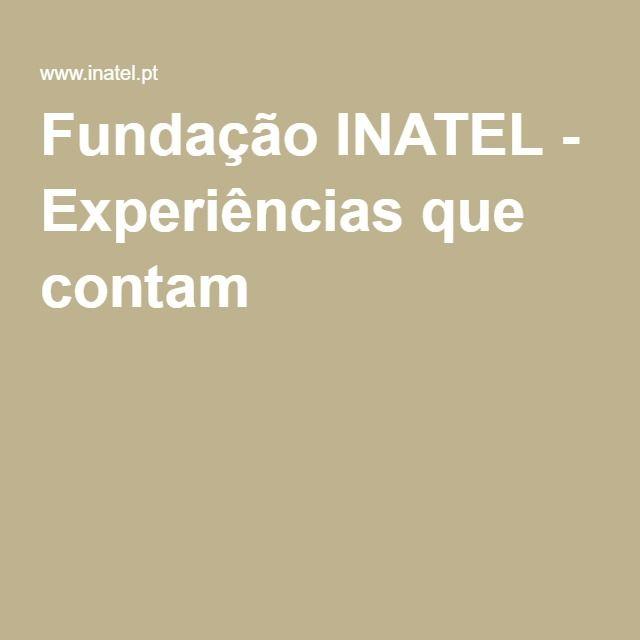 Fundação INATEL - Experiências que contam