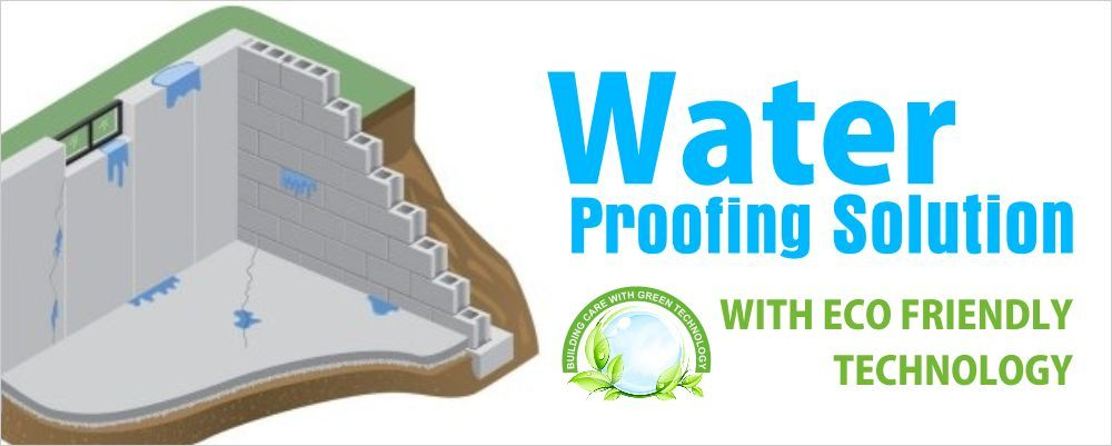 Complete Waterproofing Solutions With Eco Friendly Technology By Dbc Care Basement Flooring Waterproof Solutions Roof Panels