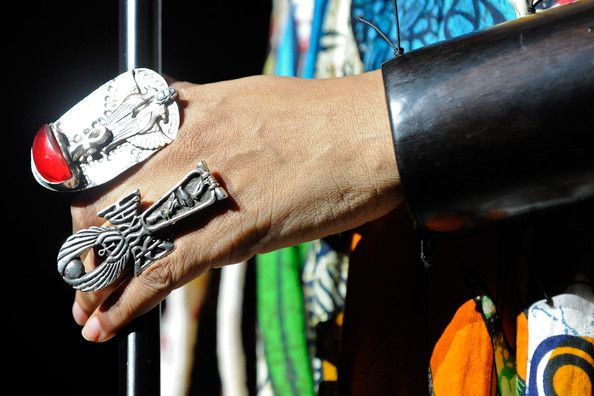 images of erykah badu | Erykah Badu Singer/songwriter Erykah Badu (jewelry detail) performs ...