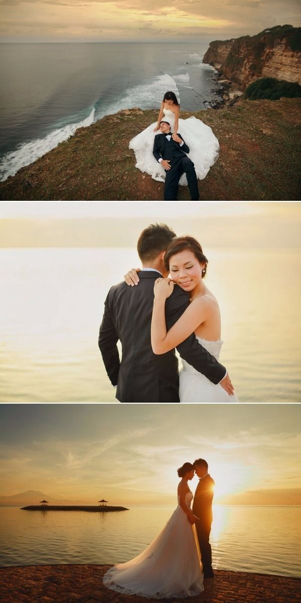Donny Rachel S Engagement Photo Session In Bali Pre Wedding