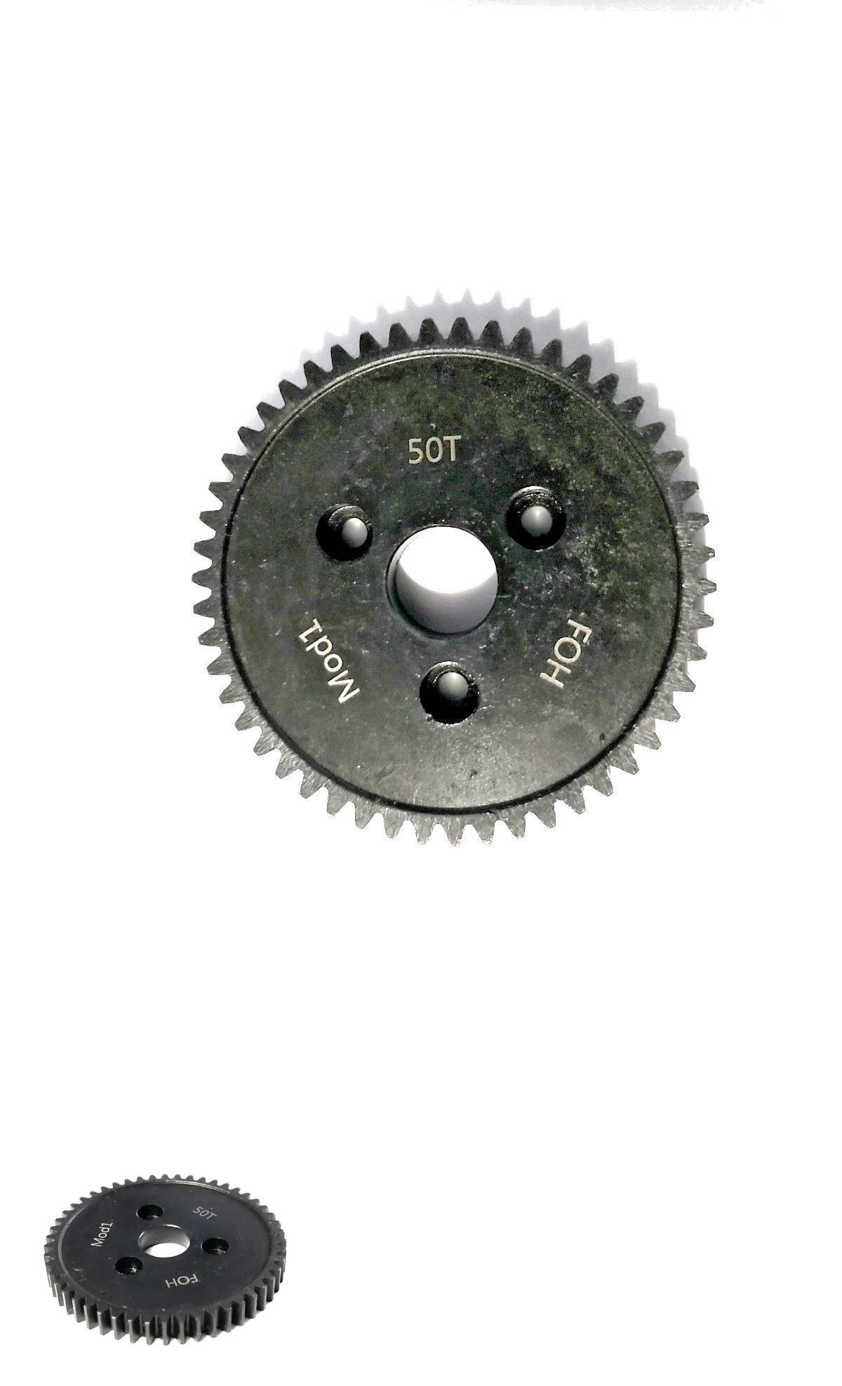 44T MOD-1 FOH SPUR GEAR TRAXXAS////OFNA//MUGEN//SERPEN//HOBAO//HPI//LOSI//ARRMA//XLX//XL2