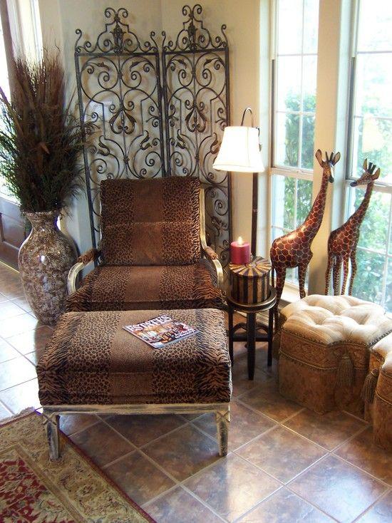 African Safari Decor Design Pictures Remodel Decor And Ideas