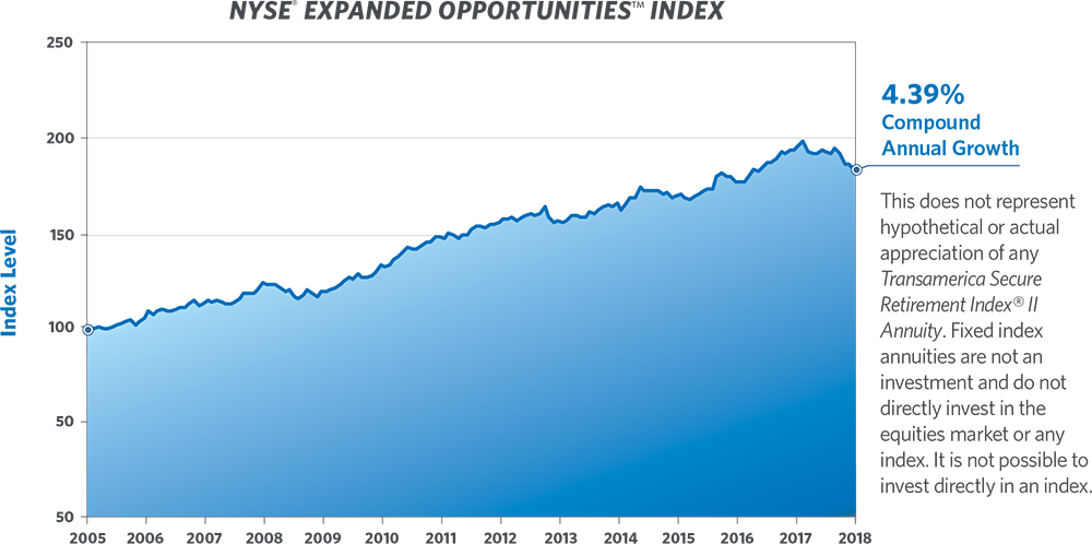 The Nyse Expanded Opportunities Index Transamerica Secure